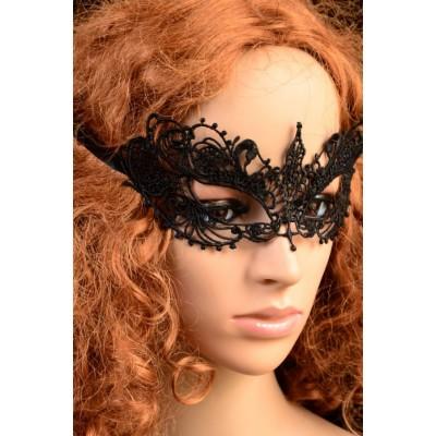 Dantelli özel fantezi maskesi