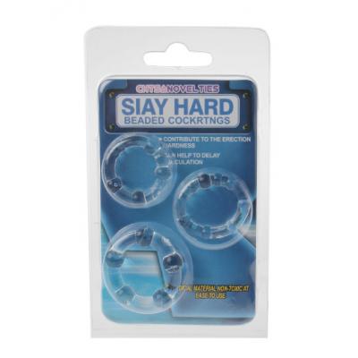 Stay Hard Penis Halkası