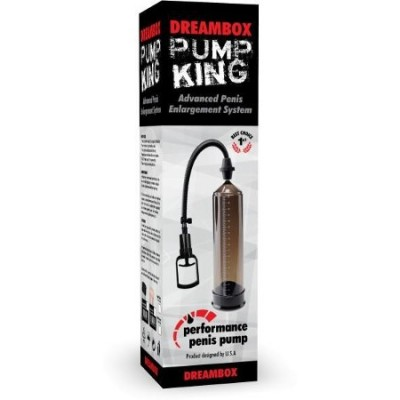 Süper Pump King Penis Pompası