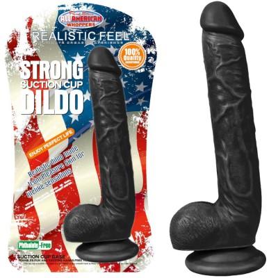 Uzun Kalın Et Dokusunda Süper Realistik Dildo 28 cm