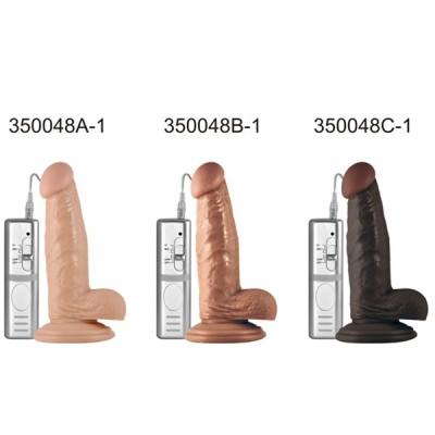 17 Cm Süper Realistik Vibratör