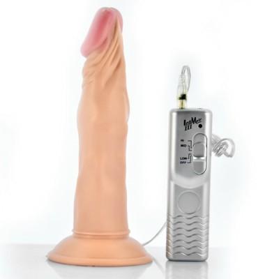 19.5 cm Kademeli Realistik Penis