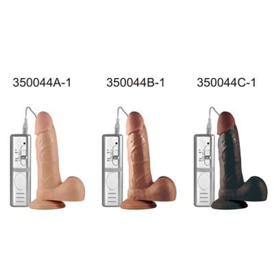 20 CM Süper Realistik Vibratör