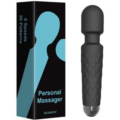 Female Wand Massager USB Şarjlı Vibratör